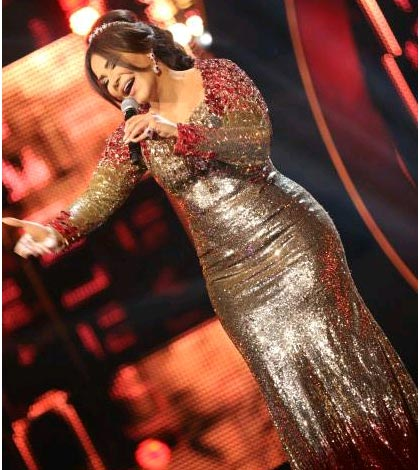 Queen Ahlam at Dolby Theatre
