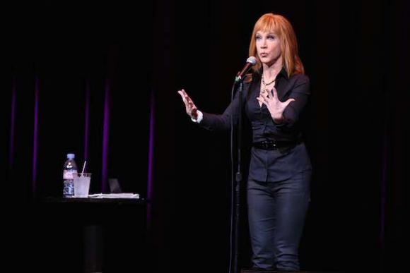 Kathy Griffin at Dolby Theatre
