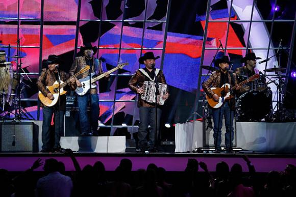Intocable at Dolby Theatre