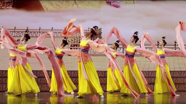 Shen Yun Performing Arts at Dolby Theatre