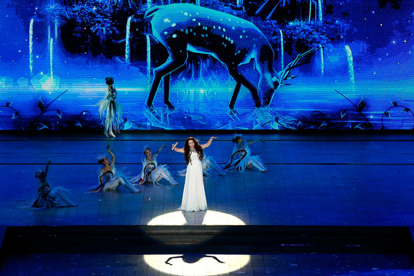 Sarah Brightman at Dolby Theatre