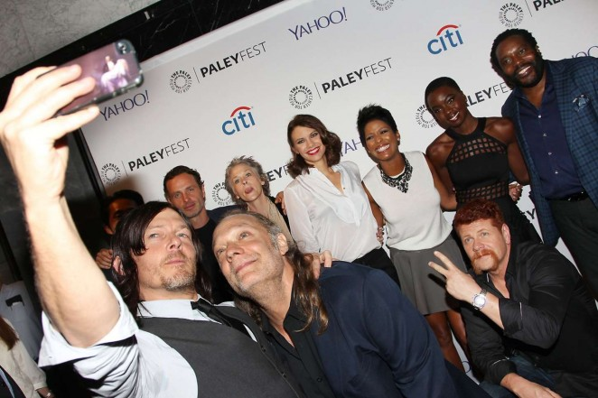 Paleyfest: The Walking Dead at Dolby Theatre