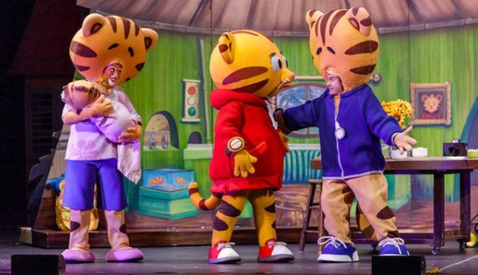Daniel Tiger's Neighborhood at Dolby Theatre