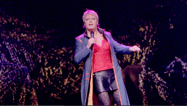 Eddie Izzard at Dolby Theatre