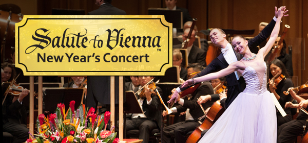 Salute To Vienna New Year's Concert at Dolby Theatre