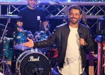 Mohammad Reza Golzar at Dolby Theatre