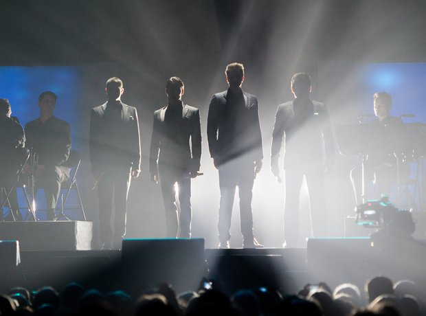 Il Divo at Dolby Theatre