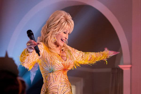A Special Evening With Dolly Parton and Dolly Parton's Heartstrings at Dolby Theatre
