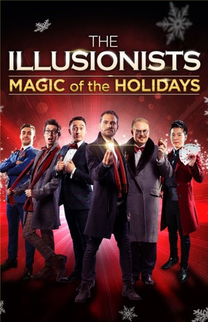 The Illusionists at Dolby Theatre