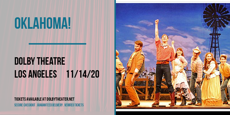 Oklahoma! at Dolby Theatre